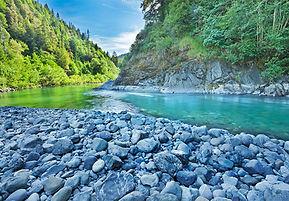 blue-creek and blue pool klamath-Thomas