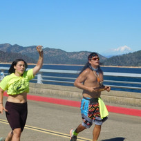 KLAMATH-TRINITY SALMON RUNNERS JOIN RUN4SALMON AFTER 50 MILE TRINITY CONNECTION RUN