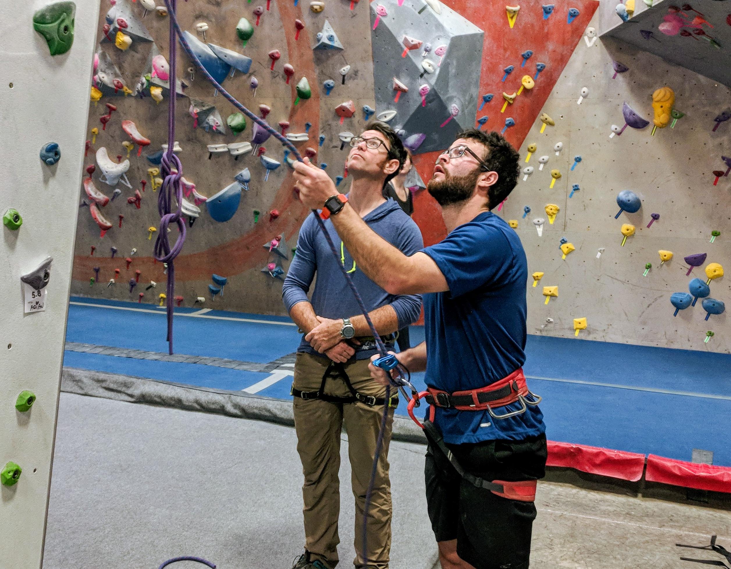 Climbing Basics Class