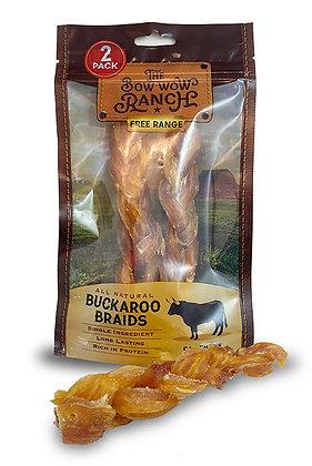 Bow Wow Ranch Buckaroo Braids