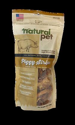 Natural Pet Piggy Strips