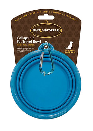 R&W Collapsible Pet Travel bowl
