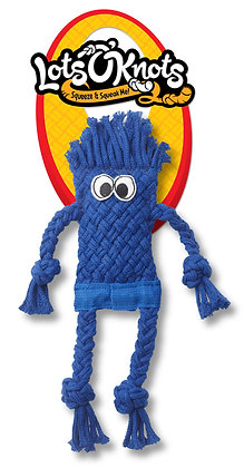 Lots O' Knots Blue Man