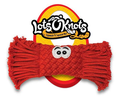 Lots O' Knots Red Crab