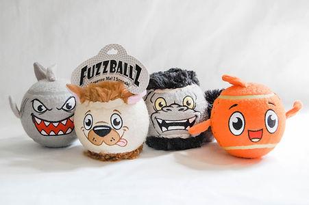 fuzzball graphic