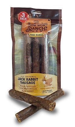 Bow Wow Ranch Jack Rabbit Sausage