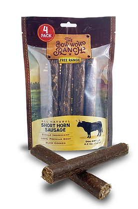 Bow Wow Ranch Short Horn Sausage