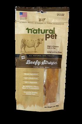 Natural Pet Beefy Straps