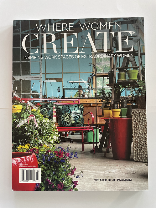 Where Women Create- issue 12