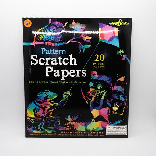 Pattern Scratch Paper