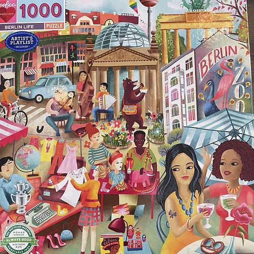 Berlin Life 1000 Piece Puzzle