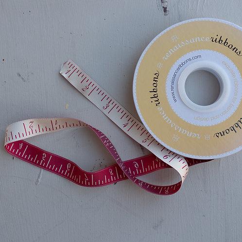 Tape Measure Ribbon