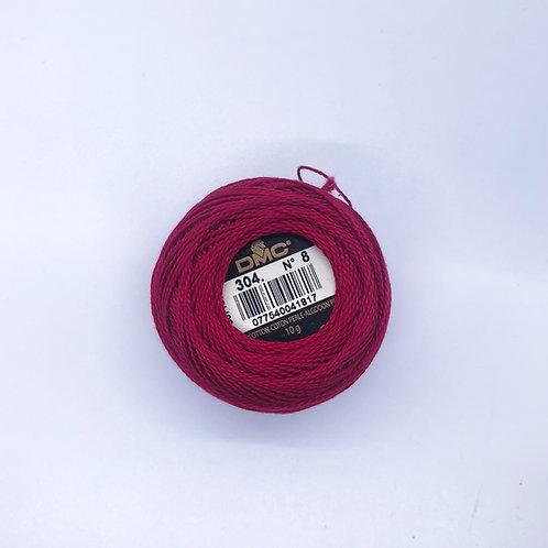 #304 Perle Cotton Thread No.8