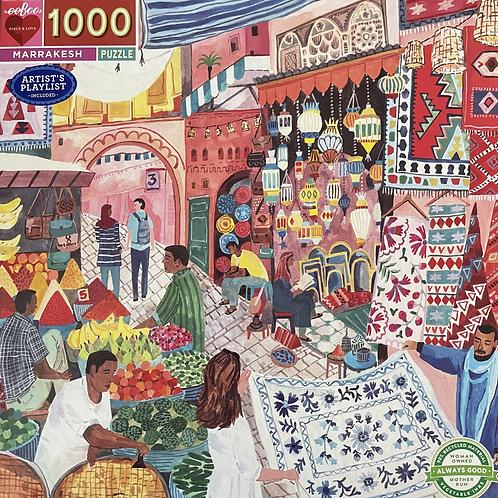 Marrakesh 1000 Piece Puzzle