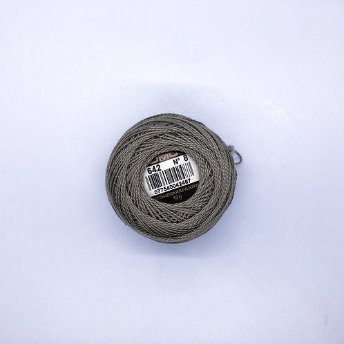 #642 Perle Cotton Thread No.8