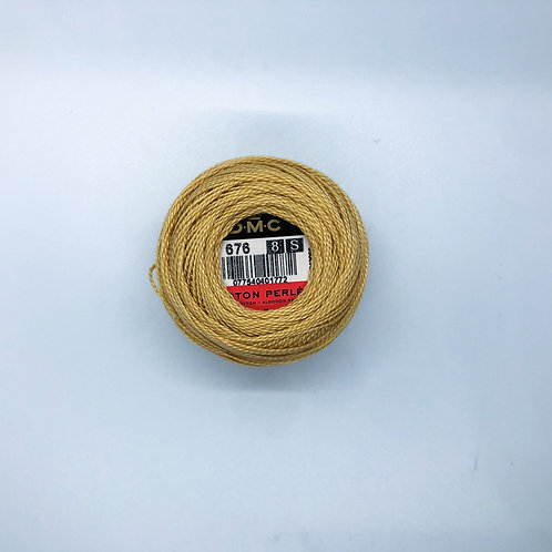 #676 Perle Cotton Thread No.8