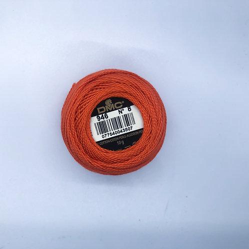 #946 Perle Cotton Thread No.8