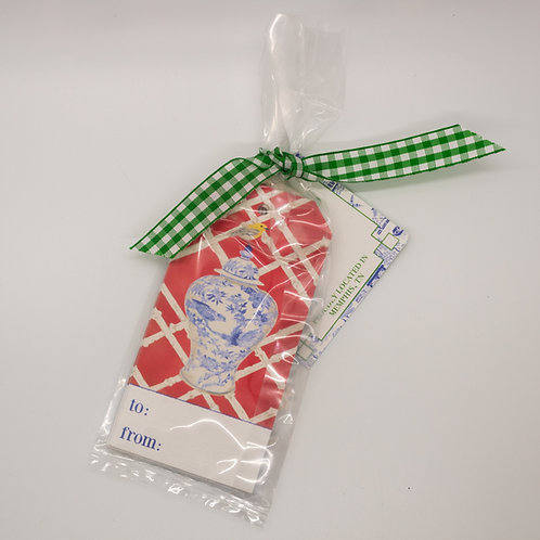 Vase Gift Tags