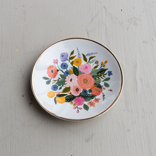 Rifle Garden Party Ring Dish