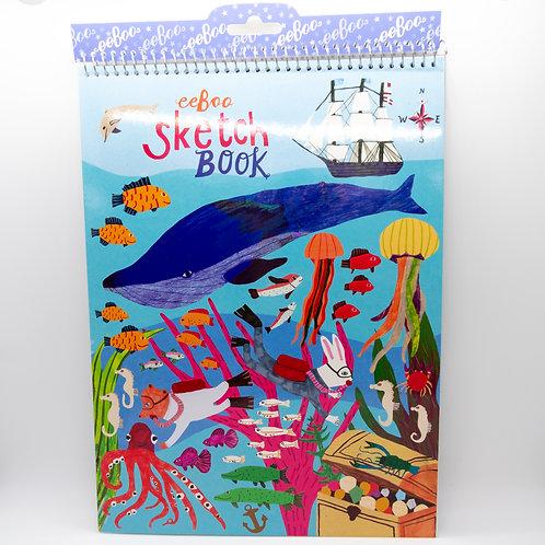 On the Sea Sketchbook