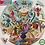 Thumbnail: Crazy Bug Bouquet 500 Round Puzzle