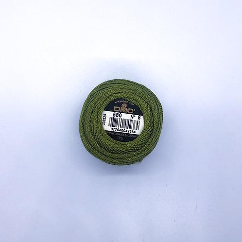 #580 Perle Cotton Thread No.8