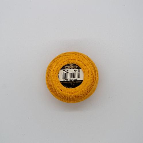 #742 Perle Cotton Thread No.8
