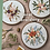 Thumbnail: Floral Embroidery Book of Patterns