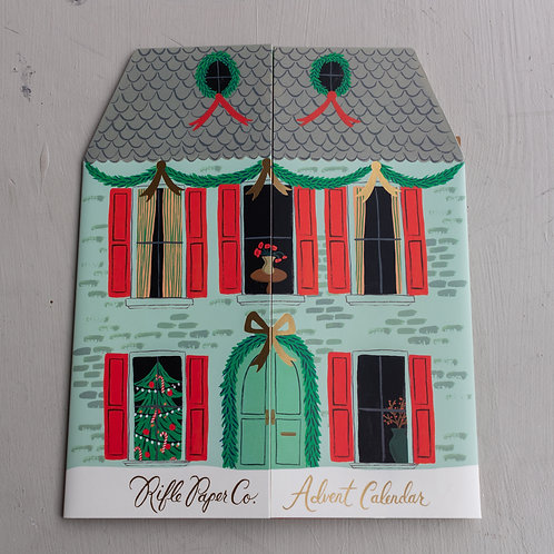 Rifle Paper Co. Advent Calendar