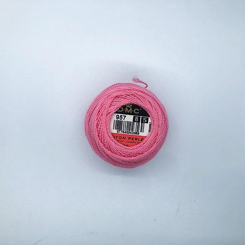 #957 Perle Cotton No. 8