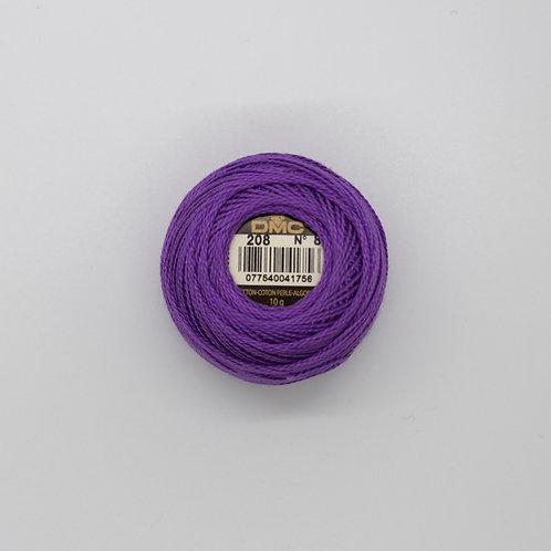 #208 Perle Cotton Thread No.8