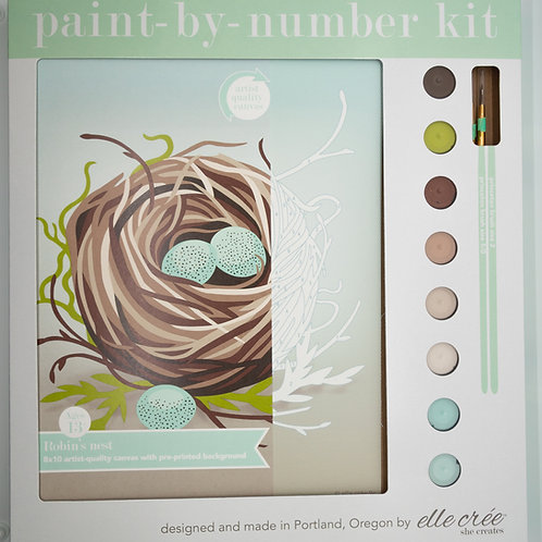 Nest Paint by Number