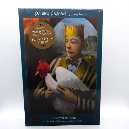 Poultry Pageant 500 pc Puzzle