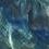 Thumbnail: Blue Hand Dyed Silk Velvet