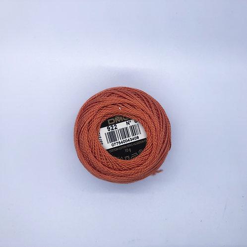 #922 Perle Cotton Thread No.8