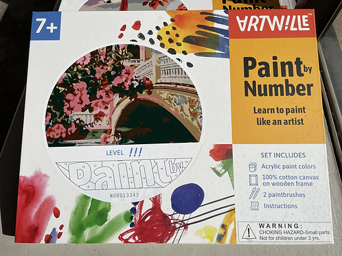 Romantic Paint-by-Number