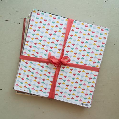 100 pc Surprise Paper Pack
