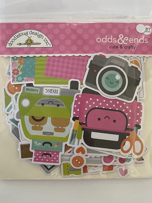Odds&Ends- Cute&Crafty