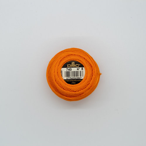 #740 Perle Cotton Thread No.8