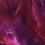 Thumbnail: Purple Hand Dyed Silk Velvet