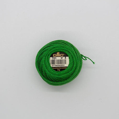 #701 Perle Cotton Thread No.8
