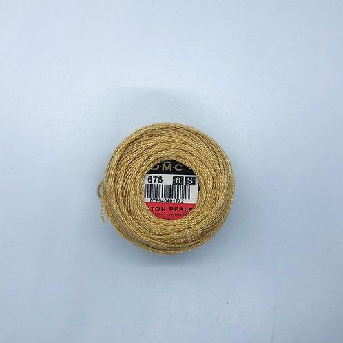 #678 Perle Cotton Thread No.8