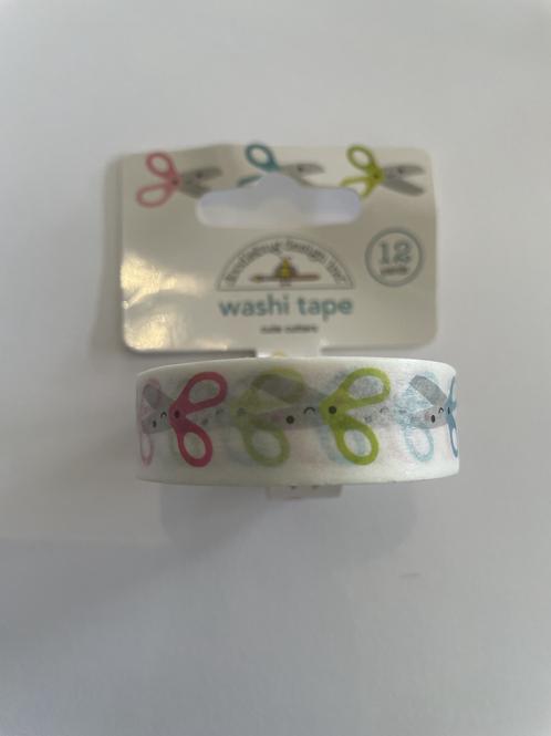 Cute Cutters Washi Tape- Cute&Crafty