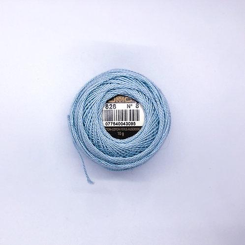 #828 Perle Cotton Thread No.8