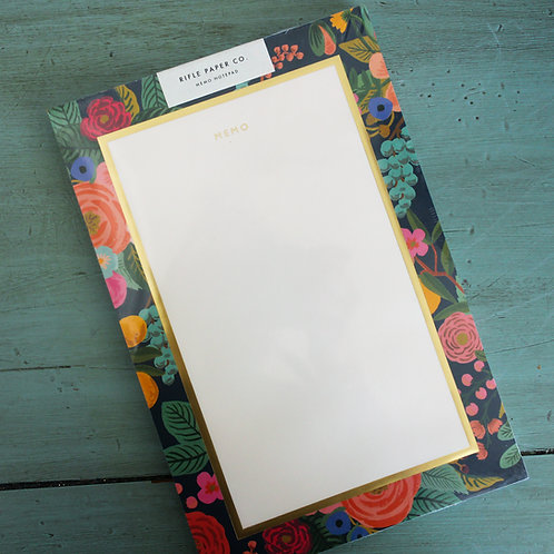 Rifle Paper Garden Party Notepad