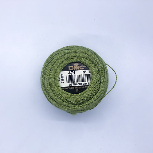 #471 Perle Cotton Thread No.8