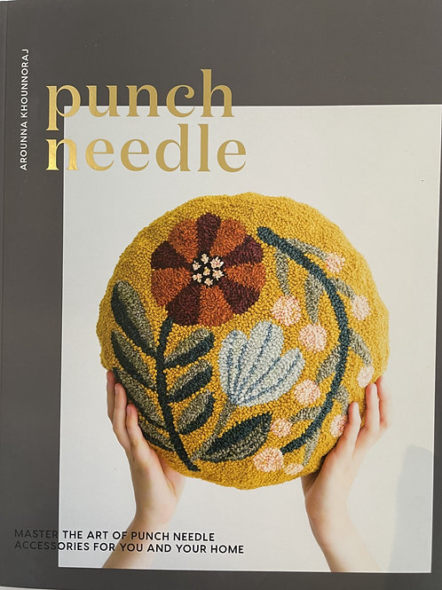 Punch Needle: master the art of punch needle