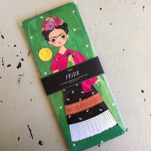 Frida Paper Doll Kit