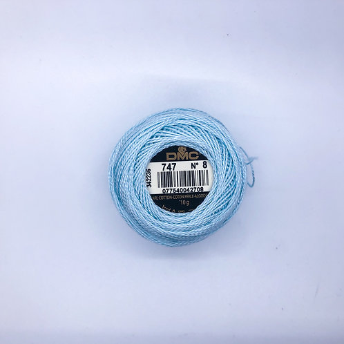 #747 Perle Cotton Thread No.8