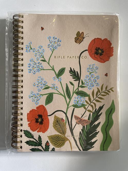 Rifle Garden Spiral Notebook